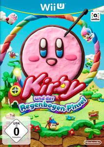 Verpackung von Kirby und der Regenbogen-Pinsel [Wii U]