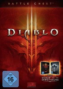 Verpackung von Diablo III Battlechest [PC]