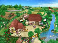 Bild von Emil und Pauline auf dem Land [PC-Software]