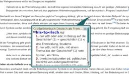 Bild von Langenscheidt Großwörterbuch Deutsch als Fremdsprache [PC-Software]