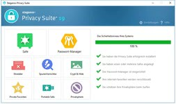 Bild von Steganos Privacy Suite 19 [PC-Software]