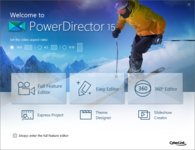 Bild von CyberLink PowerDirector 15 Ultimate Suite [PC-Software]