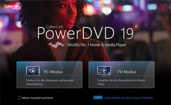 Bild von Cyberlink PowerDVD 19 Ultra [PC-Software]
