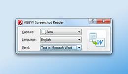 Bild von ABBYY Screenshot Reader [PC-Software]