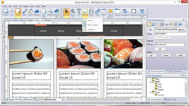 Bild von NetObjects Inc. Fusion 2015 Upgrade [PC-Software]