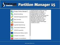 Bild von Paragon Partition Manager 15 Professional [PC-Software]