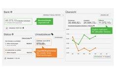 Bild von Lexoffice Buchhaltung + Finanzen - 1 Jahreslizenz - die Online-Buchhaltung (Cloud-Lösung) [PC-Software]