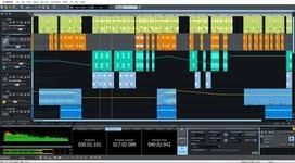Bild von Samplitude Music Studio (2019) [PC-Software]