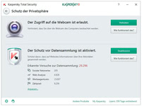 Bild von Kaspersky Total Security Multi-Device 2017 Upgrade 3 Geräte - 12 Monate [MULTIPLATFORM]