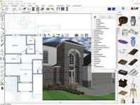 Bild von Architekt 3D 20 Home [PC-Software]