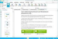 Bild von Wondershare PDFelement 6.5 Professional inkl OCR Texterkennung (Version 2017) - lebenslange Lizenz [PC-Software]
