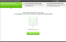Bild von iPhone Data Recovery - lebenslange Lizenz [PC-Software]