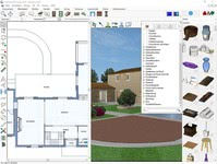 Bild von Architekt 3D 20 Professional [PC-Software]