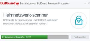 Bild von BullGuard Premium Protection 2019 5 Geräte 24 Monate [MULTIPLATFORM]
