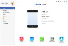 Bild von FoneTrans – iOS Transfer [PC-Software]