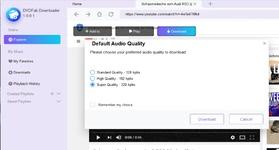Bild von DVDFab Video Downloader lebenslange Lizenz [Mac-Software]