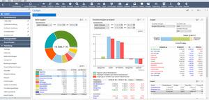 Bild von Lexware FinanzManager Deluxe 2021 [PC-Software]