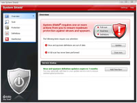 Bild von System Shield AntiVirus & AntiSpyware [PC-Software]