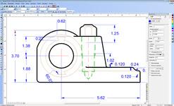 Bild von DesignCAD 2D MAX V24 Zeichnen & Konstruieren [PC-Software]