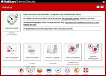 Bild von BullGuard Internet Security 2017 1 User / 12 Monate [PC-Software]