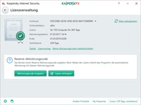 Bild von Kaspersky Internet Security - 3 Geräte / 12 Monate Upgrade [MULTIPLATFORM]