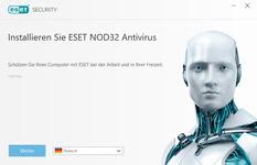 Bild von ESET NOD32 Antivirus 2018 Edition - 3 Nutzer 12 Monate [PC-Software]