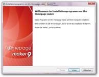 Bild von homepage maker 9 Express [PC-Software]