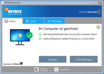 Bild von WISO Internet Security 2017 [PC-Software]