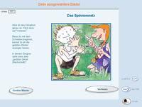 Bild von Fit in Deutsch - Diktattrainer - Klasse 6 [PC-Software]