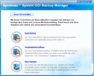 Bild von System GO! Backup Manager 2011 [PC-Software]