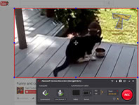 Bild von Aiseesoft Screen Recorder - lebenslange Lizenz [PC-Software]