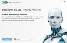Bild von ESET NOD32 Antivirus 2017 Edition - 3 Nutzer 12 Monate [PC-Software]