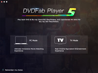 Bild von DVDFab Player 5 für MAC - 24 Monate (24 Monate) [Mac-Software]