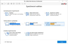Bild von Stellar Windows Data Recovery 8 Professional [PC-Software]