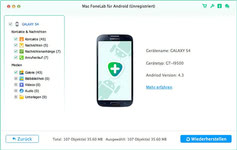 Bild von FoneLab - Android Data Recovery Mac - Lebenslage Lizenz [Mac-Software]
