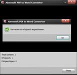 Bild von PDF-2-Word X5 Premium [PC-Software]