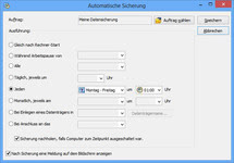 Bild von Langmeier Backup 9.1 Professional inkl. 1 Jahr Maintenance [PC-Software]