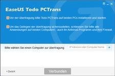 Bild von EaseUS System GO! Todo PCTrans Professional [PC-Software]