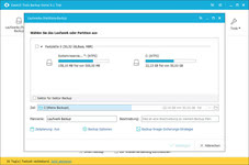 Bild von EaseUS System GO! Todo Backup Server [PC-Software]