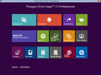 Bild von Paragon Drive Copy 15 Professional [PC-Software]
