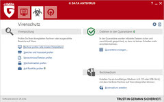 Bild von G Data Antivirus - 1 User - 12 Monate [PC-Software]