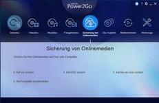 Bild von Power2Go 12 Platinum [PC-Software]