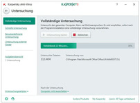 Bild von Kaspersky Anti-Virus 2017 - Upgrade von 2016: 1 User 12 Monate auf 2017: 1 User 12 Monate [PC-Software]