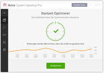 Bild von Avira System Speedup 2018 1 Geräte / 24 Monate [PC-Software]