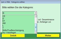 Bild von Lern-o-Mat KFZ-Führerschein 2017 [PC-Software]