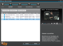 Bild von eJay Video Exchange [PC-Software]