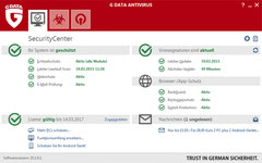 Bild von G Data Antivirus - 3 User - 12 Monate [PC-Software]