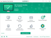 Bild von Kaspersky Total Security (Code in a Box) (FFP) - 1 Gerät / 12 Monate [MULTIPLATFORM]