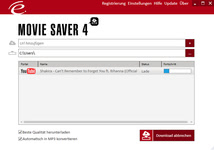 Bild von MovieSaver 4 - 1 User / 12 Monate [PC-Software]