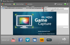 Bild von movavi Game Capture Studio [PC-Software]
